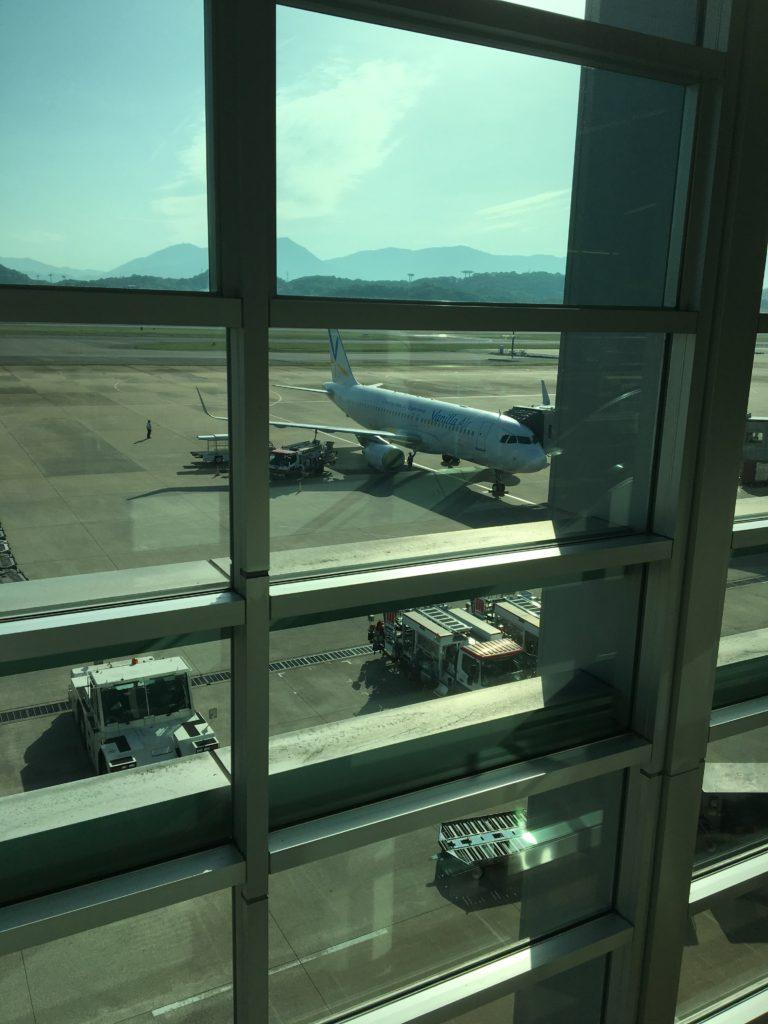 バニラエア福岡空港